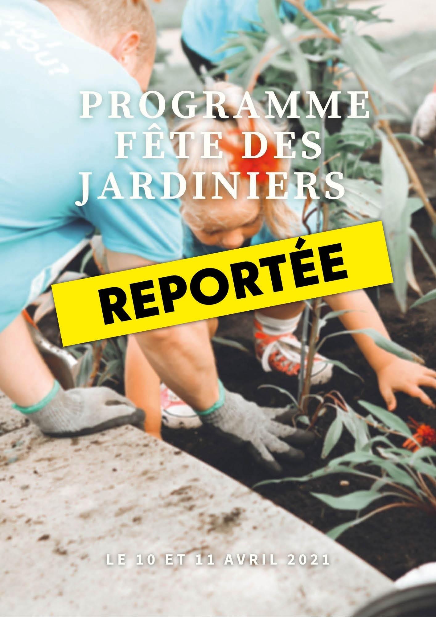 La Fête des Jardiniers - 10 et 11 avril 2021 à Magasin Vert